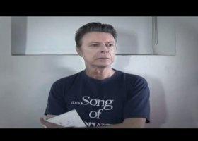 David Bowie: piosenka na urodziny (wideo)