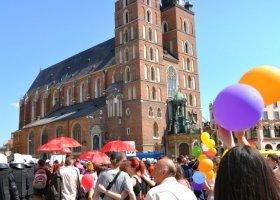KRRiT o relacji z krakowskiego Marszu Równości: nic się nie stało