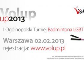 Turniej badmintona LGBT