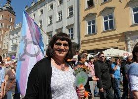 Wywiady Queer.pl: Anna Grodzka