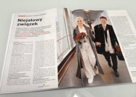 "Ewa i Gosia w ""Newsweeku"""