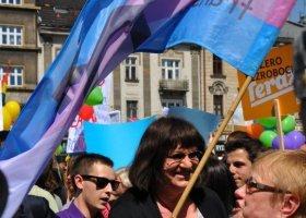 Kraków: spotkanie z Anną Grodzką i Lalką Podobińską