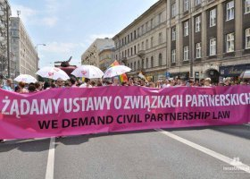Związki partnerskie i PO: nie dla radykalizmów