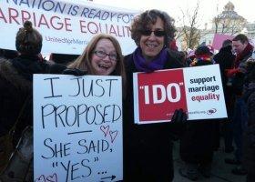USA: równość małżeńska i Sąd Najwyższy