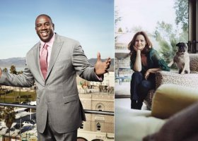 Magic Johnson: kocham mojego syna geja