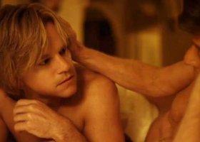 Douglas, Damon i męsko-męska miłość (wideo)