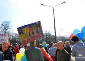 """Łódź: """"gej"""" to nie obelga"""