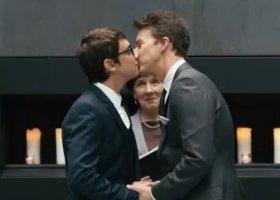Franco i Norton na ślubnym kobiercu...