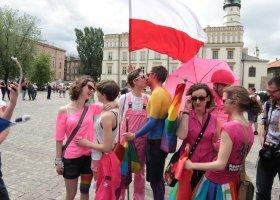 Pierwsze zdjęcia z Marszu Równości