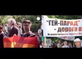 Ukraina: Marsz Równości w Kijowie