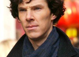 """""""Sherlock"""" poprowadził gejowski ślub"""