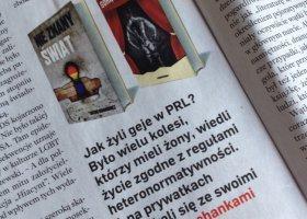 """""""Newsweek"""" o """"Gorących uczynkach"""" Jabłońskiego"""