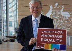 Premier Australii obiecał walkę o równość małżeńską