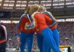 """Rosja: biegaczki """"urażone"""" sugestiami dziennikarzy"""