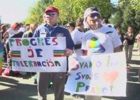 Czarnogóra: ulicami stolicy przeszła tęczowa parada