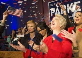 Lesbijka ponownie burmistrzynią Houston