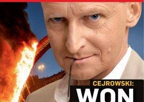 """""""Won z pederastami"""" - Cejrowski na okładce """"Newsweeka"""""""