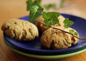 Przepisy: wegańskie ciasteczka z zieloną herbatą