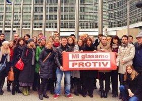 Chorwacki rząd przeciw zakazowi równości małżeńskiej