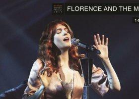 T jak tęcza, festiwale i Florence