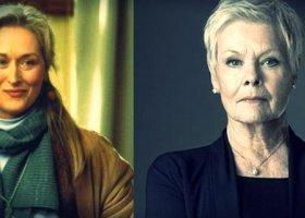 Streep, Dench, Lange: oscarowe i dojrzałe kobiety