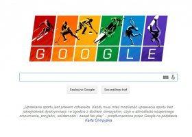 Google przypomina zasady Karty Olimpijskiej