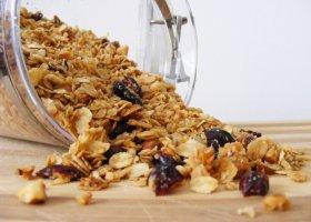 Przepisy: Owsiana granola