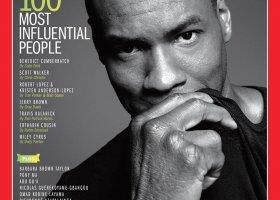 Ujawniony koszykarz wśród najbardziej wpływowych osób