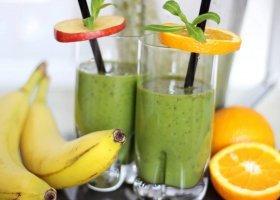 Przepisy: zielone smoothie mocy