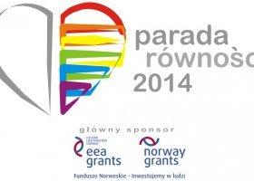 Fundusze Norweskie sponsorem Parady Równości