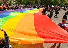 Ulicami Krakowa przeszedł Marsz Równości