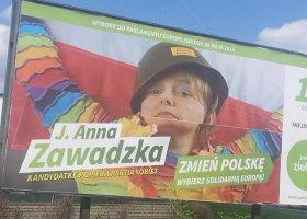 Przedstawiamy kandydatki: Anna Zawadzka