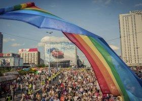 Parada Równości: mój pierwszy raz