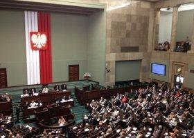 Sejm na tęczowo z posłem Biedroniem
