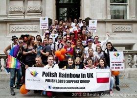 Polska duma i Conchita w Londynie