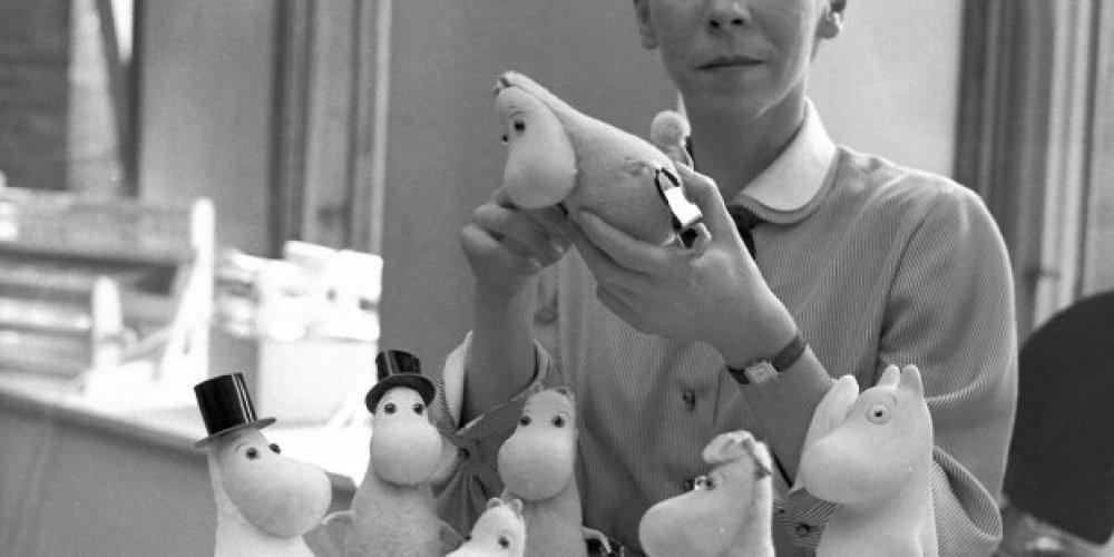 Tove Jansson: praca i miłość