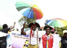 Uganda: 200 osób w trzeciej w historii paradzie