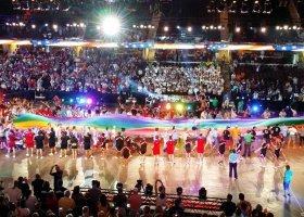 USA: za nami otwarcie 9. Gay Games