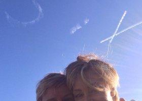 Ellen i Portia: szósta rocznica ślubu