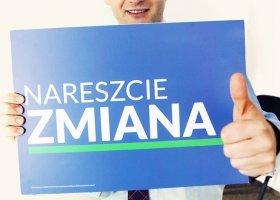 Biedroń będzie kandydował na prezydenta Słupska