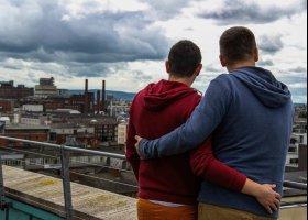 Fotografia polskich gejów nagrodzona w konkursie w Irlandii