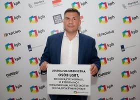"""""""Zaskakujący sojusznik w konserwatywnej Polsce"""""""