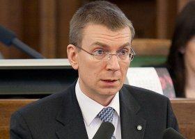 Łotwa: coming out ministra spraw zagranicznych