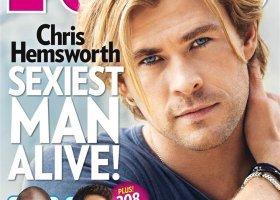 """""""Thor"""" najseksowniejszym facetem"""