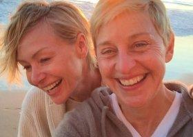 Ellen i Portia od dekady razem