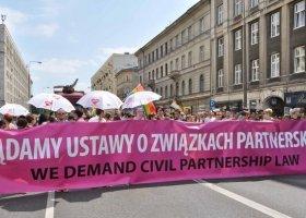 Związki partnerskie wrócą do Sejmu w przyszłym tygodniu?