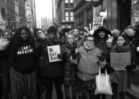 """Ekipa """"Orange is the New Black"""" protestowała w Nowym Jorku"""