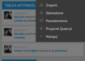 Queer.pl na Twoim iPhonie i iPadzie