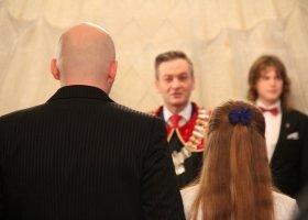 Kolejki na ślub u Biedronia