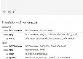 """Google przeprasza za """"ciotę"""" i """"pedała"""""""